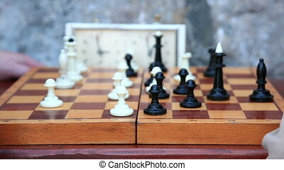 game in chess