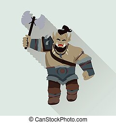 Game Object of Orc