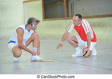 game of basque pelota