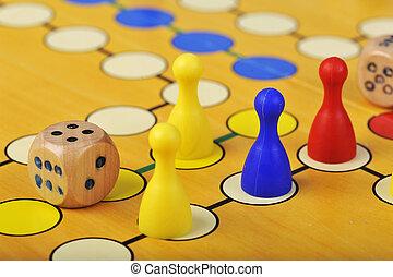 Game of Ludo