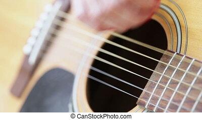 Game on strings