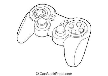 game-pad