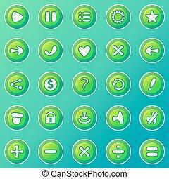 Game UI set