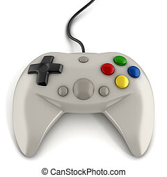 gamepad 3d icon