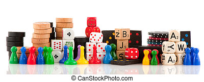Games - All attributes to play board games isolated over ...