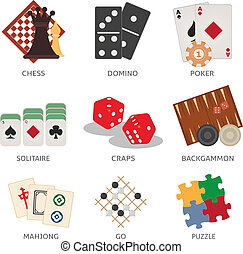 Games. Set for you design