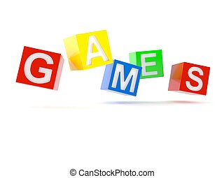 Games toys