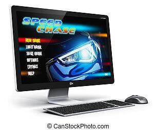 gaming, desktop-computer, pc