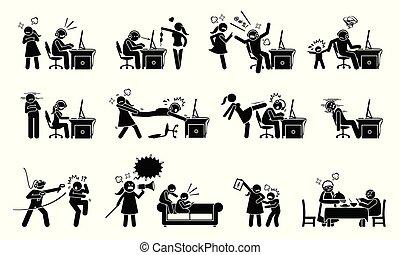Gaming disorder and gaming addiction.