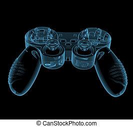 gaming, steuerknüppel