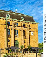 Gamla Posthuset, old post office of Gothenburg - Sweden -...