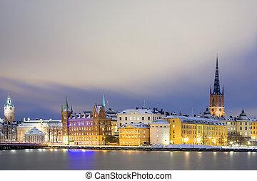 gamla stan, 老 鎮, 斯德哥爾摩