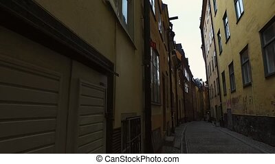 Gamla Stan, Old Town In Stockholm