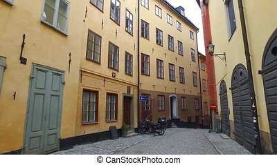 Gamla Stan, The Old Town