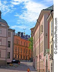 gamlastan, 13, rue, stockholm