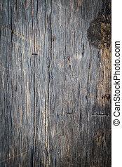 gamle, abstrakt, tekstur, mørke, træ, baggrund