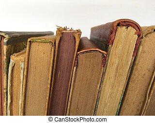 gamle bøger
