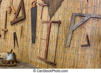 gammal, carpentry