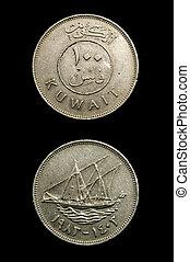 gammal, kuwait, dinar