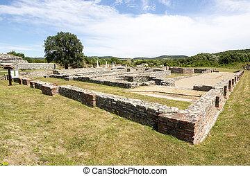 Gamzigrad Felix Romuliana - Gamzigrad - the ancient Roman...