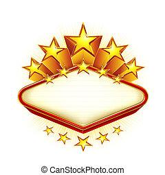 ganador, emblema
