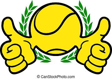 ganador, tenis