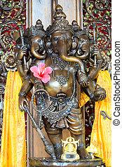 Ganesh of Hindu religious