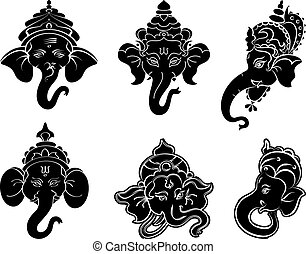 Ganesha Collection Set