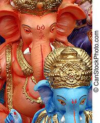 Ganesha Colors
