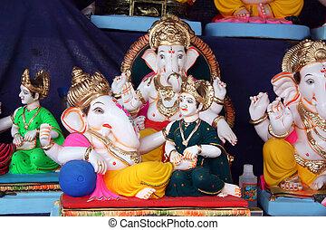 Ganesha Couple