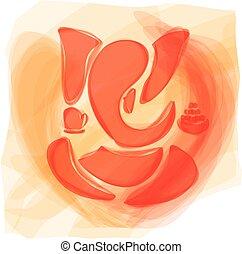 Ganesha or Ganesh, Hindu God