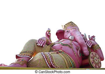 Ganesha statue in Thailand