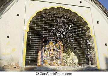 Ganesha Temple, Jhansi