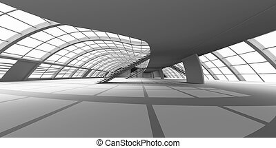 gang, architektur