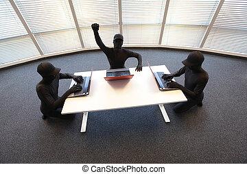 gang of hackers