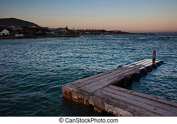Gansbaai Pier