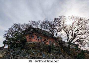 ganworam hermitage in seosan