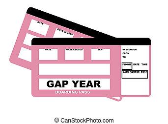 Gap Ticket