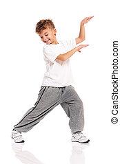 garçon, danse