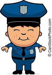 garçon, gendarme