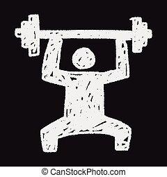 garabato, weightlifting
