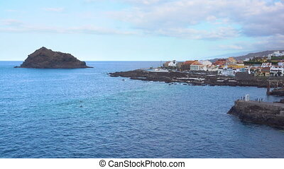Garachico - town on the coast of Tenerife - Garachico -...