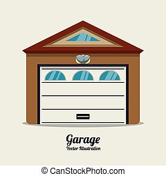 garage, conception