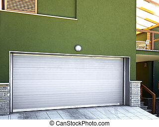 garage deur