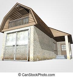 Garage sfondo bianco disegni cerca clip art for Disegni di addizione garage