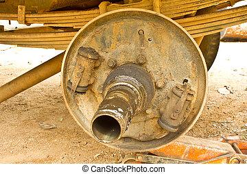 Garages and car repairing