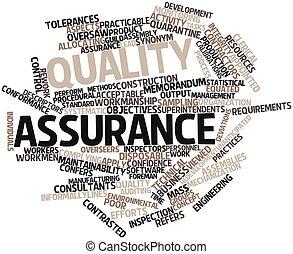 garantía de calidad