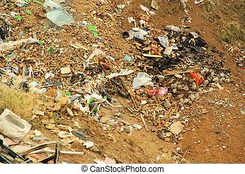garbage dump 12