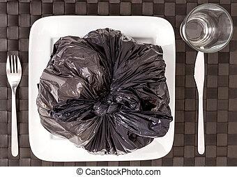 Garbage food - Garbage food which damage health