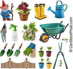 Garden Accessories Set